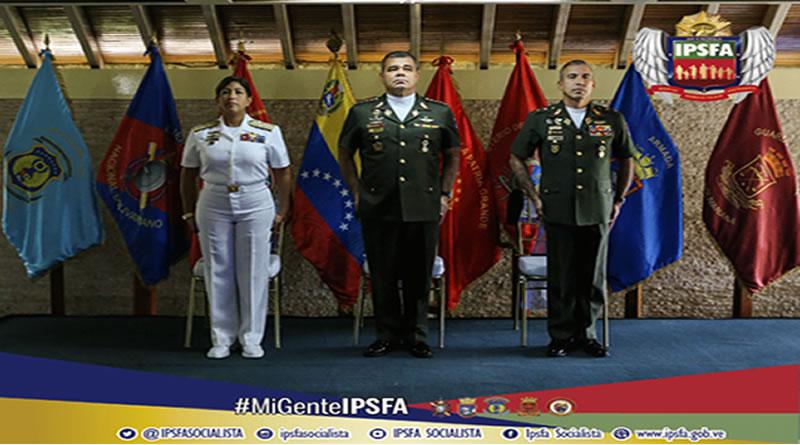 General Renier Urbáez designado como nuevo Presidente del IPSFA